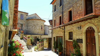House for sale in Tuscany - Lierna - Poppi