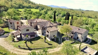 Agriturismo for sale Tuscany Italy