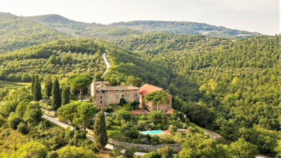 Retreat Center - Holiday accommodation For sale in Cortona