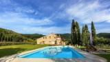 450-13-Villa Arezzo Tuscany