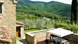 450-34-Villa Arezzo Tuscany
