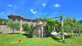 450-5-Villa Arezzo Tuscany