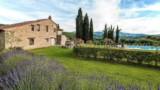 450-6-Villa Arezzo Tuscany