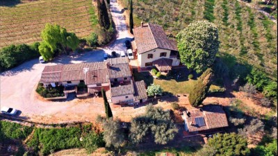 Agriturismo for sale in Montepulciano Siena Tuscany
